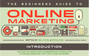 The beginners guide to Online marketing by Neil Patel & Ritika Puri