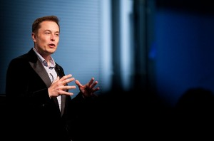Elon Musk istorija