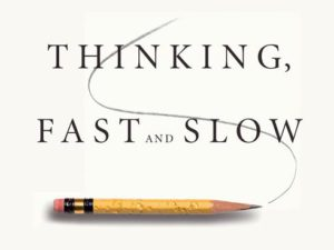 Greitas ir lėtas mąstymas - Daniel Kahneman