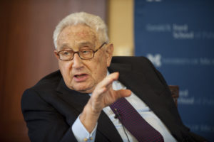 Pasaulio tvarka pagal Henry Kissinger
