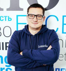 IT architektas ir konsultantas Vaidas Damoševičius