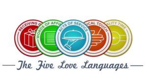 5 meilės kalbos