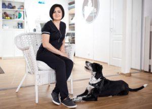 Tikra verslininkė ir šunų viešbučio įkūrėja Daina Jarmalavičienė