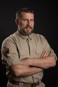 Foto, video, dronai ir šiaip mielas didelis žmogus - Eduardas Bareika
