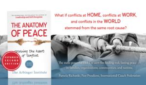 Kaip gyventi taikiai ir suprasti kitus - Arbinger institute