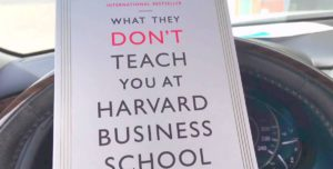 Tai, ko nemoko verslo mokyklose - Mark McCormack