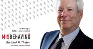 Neteisingas elgesys - Misbehaving - Richard Thaler