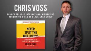 Derybos: niekada neieškokit kompromiso - Chris Voss