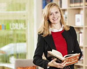 Televizijai sutverta knygų mylėtoja Oksana Borisova