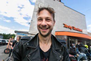 Muzika, motociklai ir extremalus sportas - Petras Skernevičius