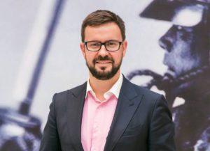 Didelės ir svarbios vadovų atrankos - Šarūnas Dyburis