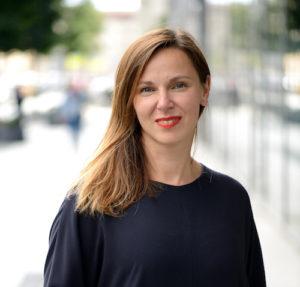 Telekomunikacijų marketingo liūtė - Lina Giedrė
