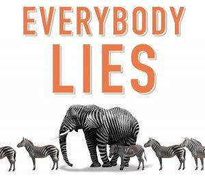 Žmonės, mes nuolat sau meluojame - big data