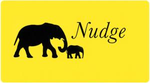 Nudge: lengvas vartotojų stumtelėjimas link geresnio sprendimo