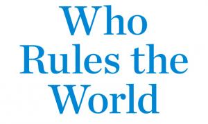 Kas iš tiesų valdo pasaulį? - Noam Chomsky