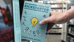 Surask savo investicijų savo idėjai per Kickstarter