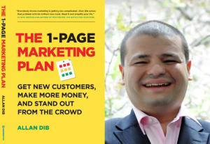 Vieno puslapio marketingo planas - Allan Dib