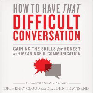 Sudėtingi pokalbiai, kurių vengiame