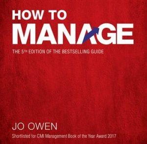 Kaip vadovauti - Jo Owen