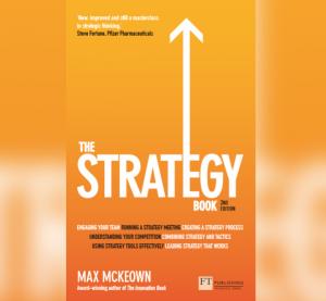 Max Mckeown strategijos vadovėlis