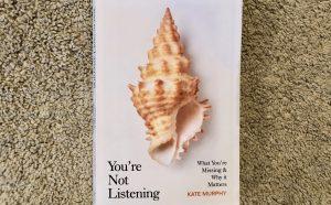 Tu nesiklausai! Pradėk girdėti kitus.